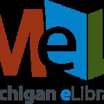 Michigan E Library Logo