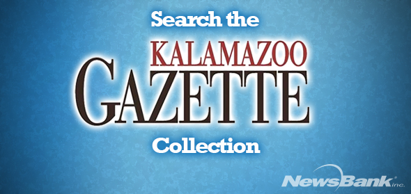 Search the Kalamazoo Gazette