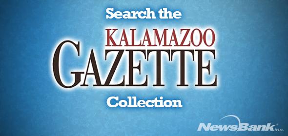 Search the Kalamazoo Gazette