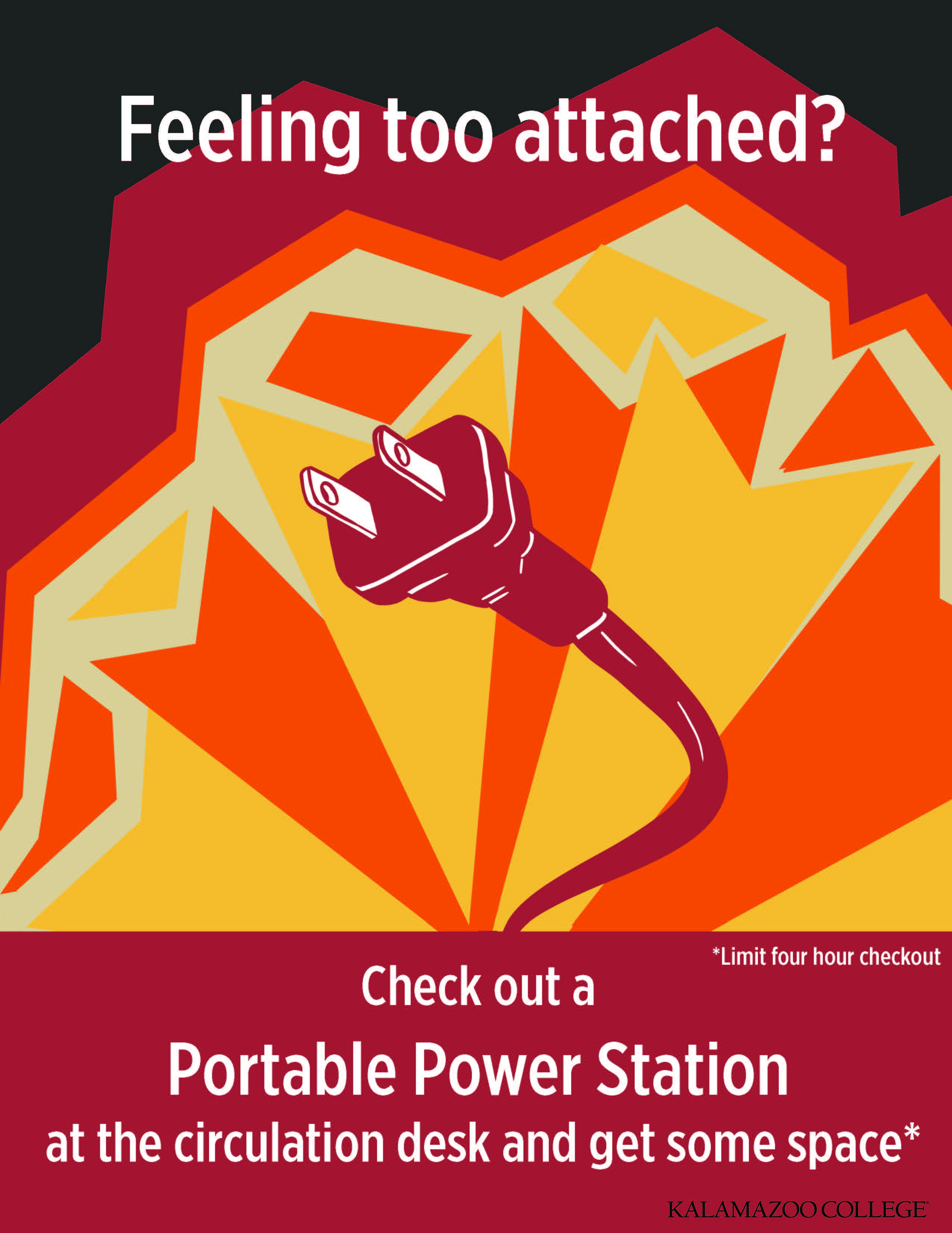 Photo of poster for portable power stations