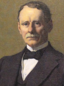 Painting of A.M. Todd