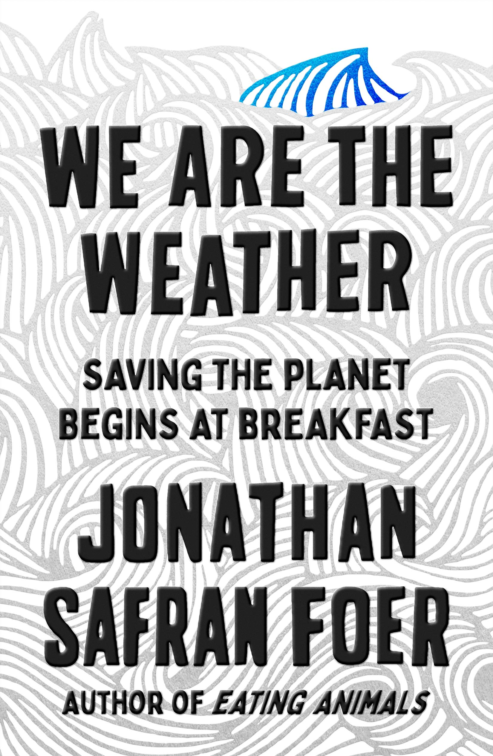 Image of book cover for We Are the Weather by Jonathan Safran Foer