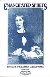 Book cover of Emancipated Spirits