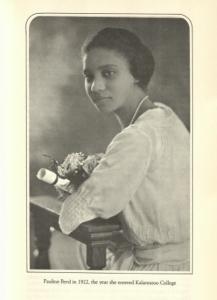 Photo of Pauline Byrd Johnson