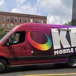 KPL Mobile Library van